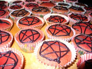 Satan Cakes