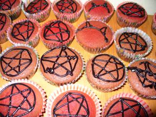 More Satan Cakes