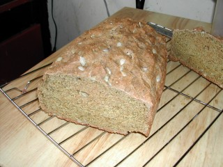 Yeast Free Bread