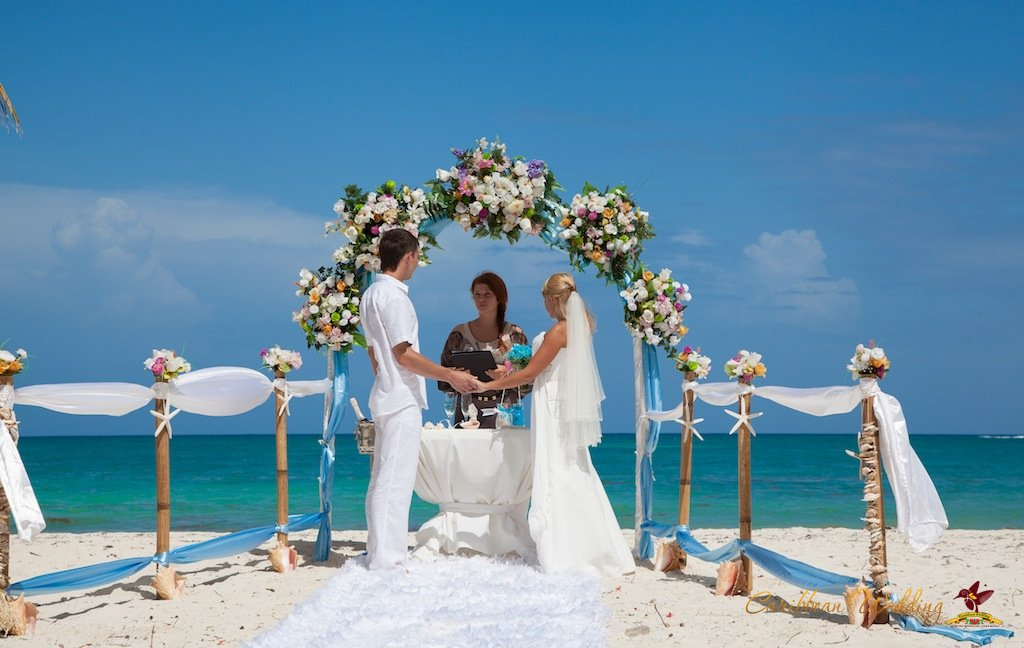 Wedding cap cana punta cana 05