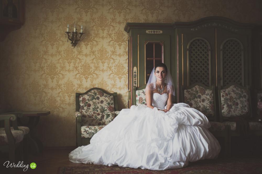 Свадьба - это любовь мечта счастье!
