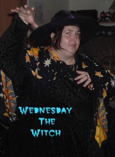 Wednesday the Witch