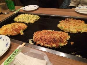 okonomiyaki time!