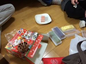 One Piece...Christmas...cake...?