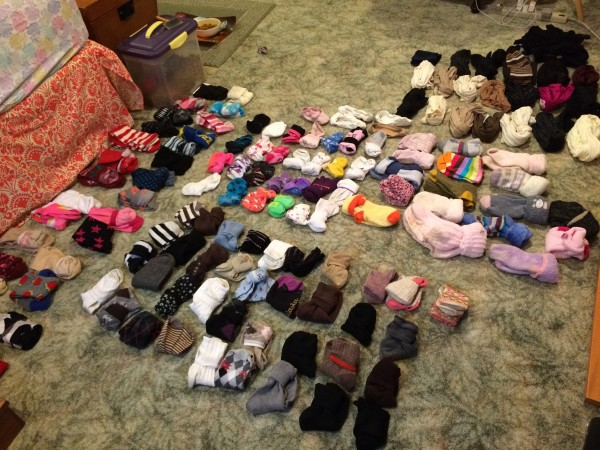 sock army?