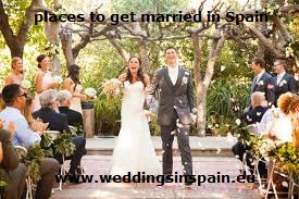 Most Popular Places To Get Married In Spain