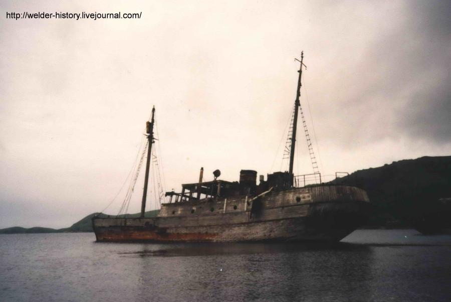 23. старый китобой в б Витязь август 1998 год_1