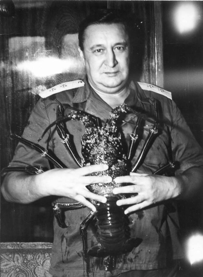 В-адмирал Дымов Сокотра 31.12.1983 Лангуст