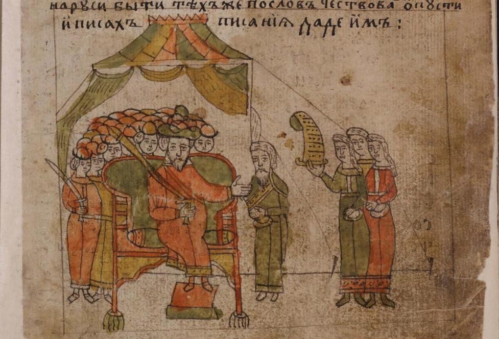 2 Литовский волгерд послали или приним послов 2 Сказание о Мамаевом побоище