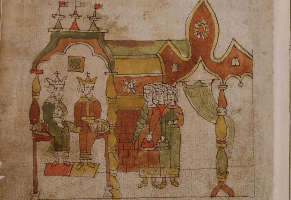 4 Цари и простой люд 1 Сказание о Мамаевом побоище