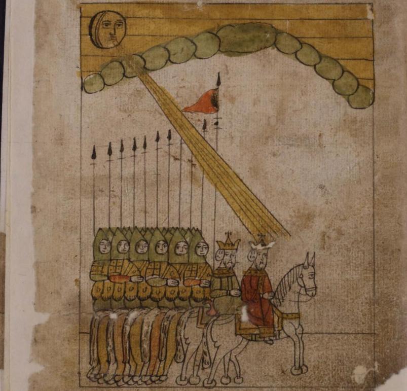 13 Пошли князья в поход  Сказание о Мамаевом побоище