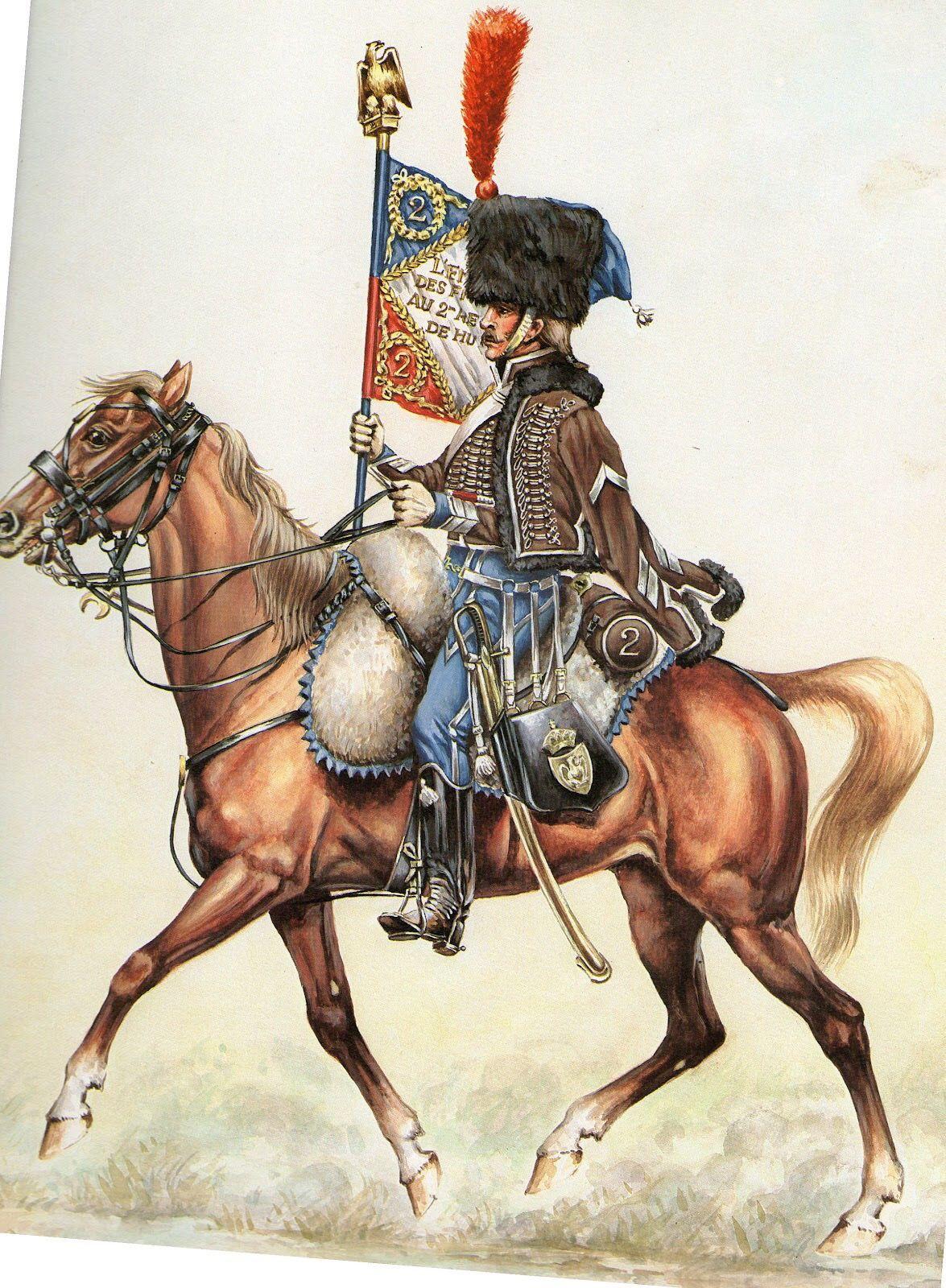 Французский гусар 1