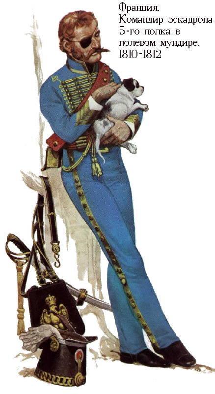 Французский гусар 2