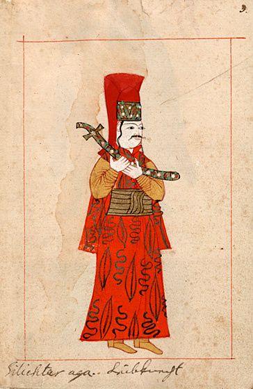 Ralamb's Ottoman Costumes Book (1658)