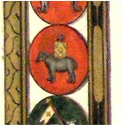 Пермский герб в грамоте павловских времен.