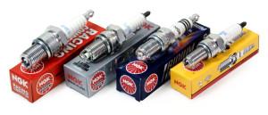 NGK Spark Plug Set