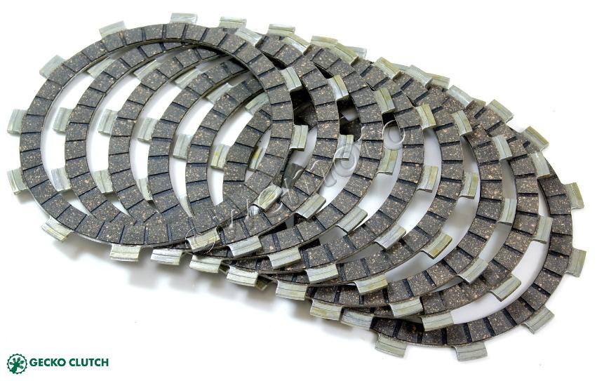 Комплект дисков сцепления Gecko для Yamaha Super Tenere на сайте Wemoto