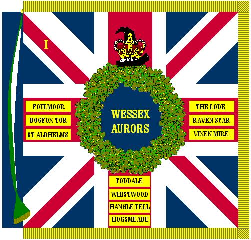 Queen's Colour, Wessex Aurors