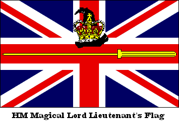 Magical Lord Lieutenant