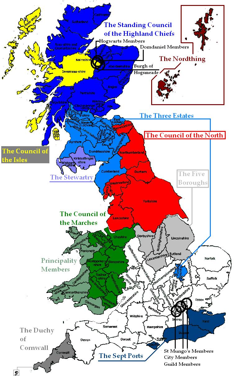 Further constituencies