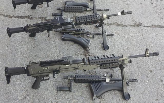 Александр Афанасьев - Пулеметы М240 после капремонта