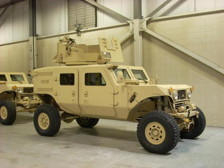 Specialized Reconnaissance Assault and Transport System