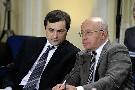 Surkov-and-Kurginyan