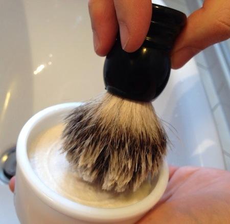 Как сделать пену для бритья фото 33