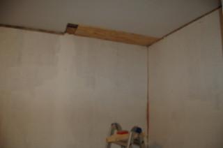 New shelf location