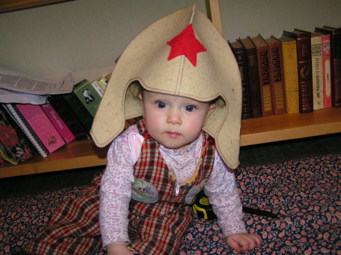 Боевой малыш