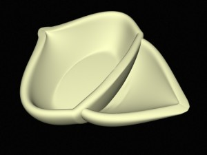 Bowl rendered