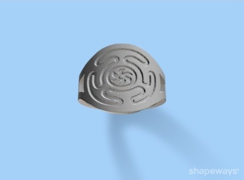 shapeways hecate's wheel screenshot