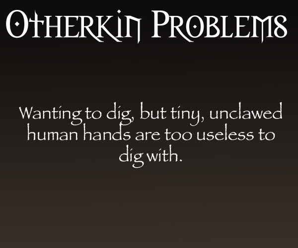 otherkin problems