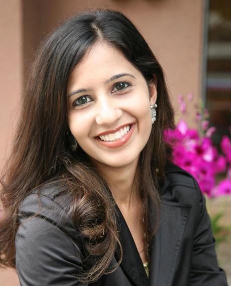Roshni Mahtani, CEO Tickled Media