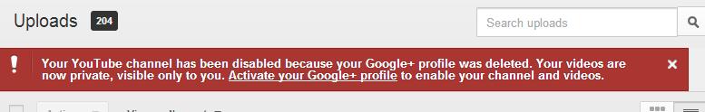 I hate Google Plus