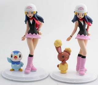 Pokemon Girls Figure Dawn Banpresto