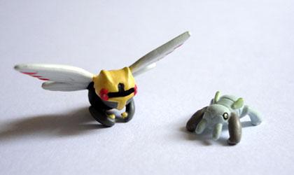 nincada-ninjask