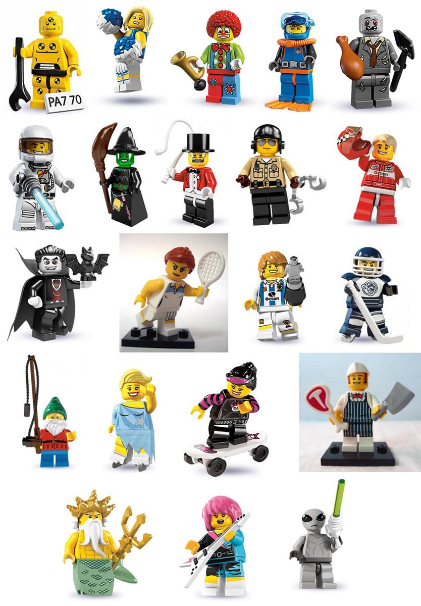 mini-figures