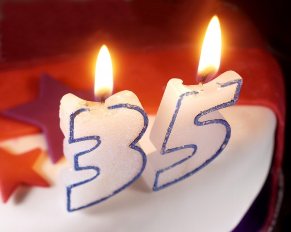 35years-candles