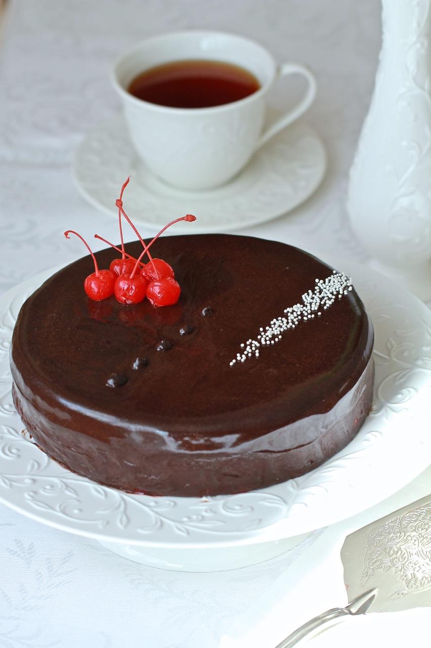 вишня шоколад суфле2