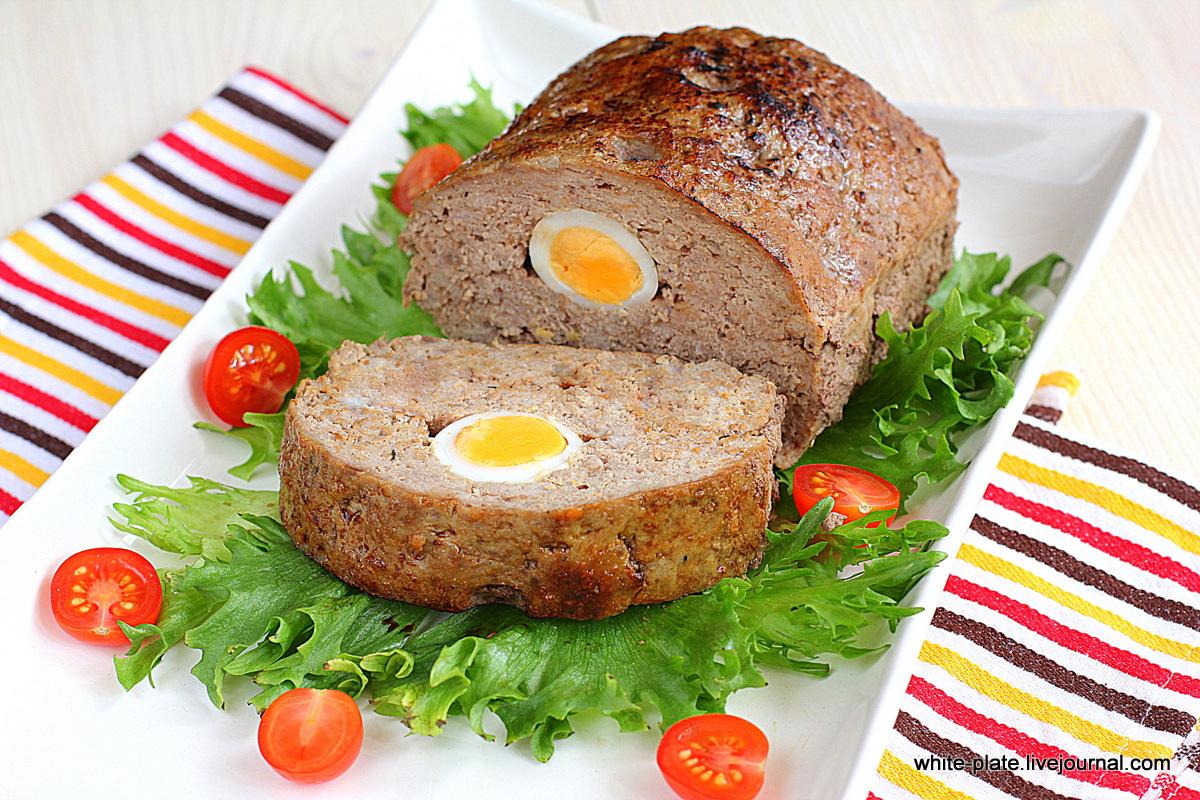 Рецепты мясных рулетов с фото от наших кулинаров  простые