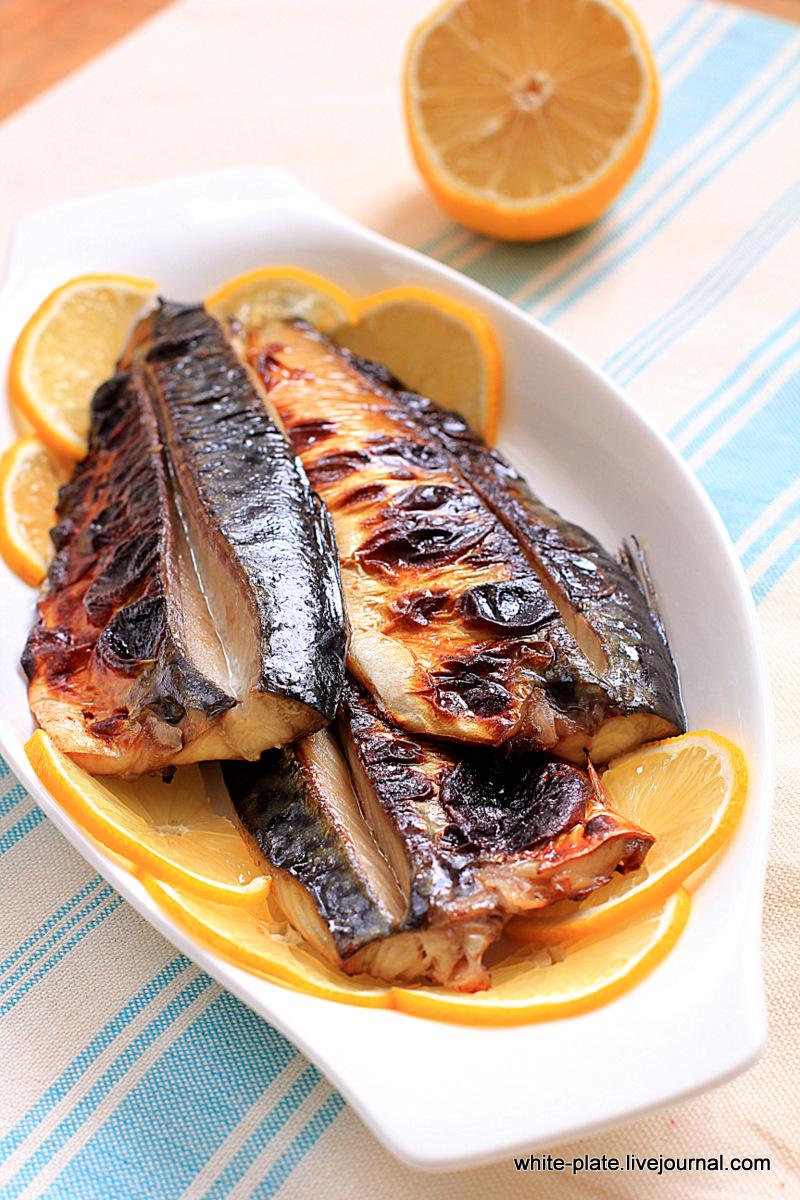 рыба на углях рецепты жж