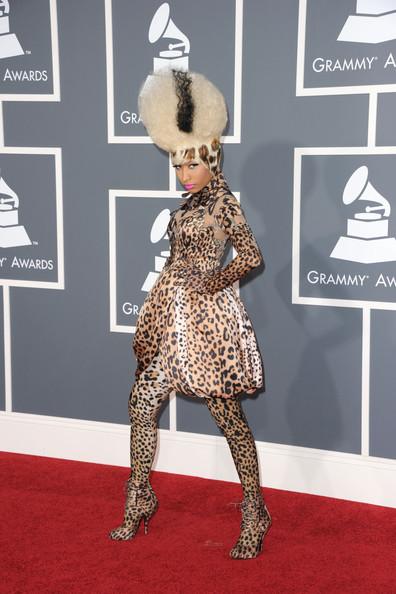 Nicki+Minaj+53rd+Annual+GRAMMY+Awards+Arrivals+ygbixWtz7lPl