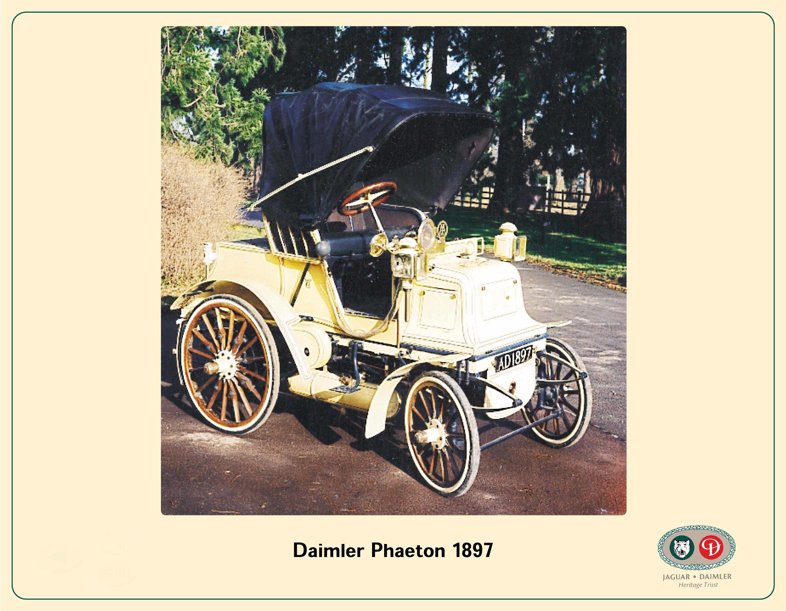 Daimker Phaeton 1897