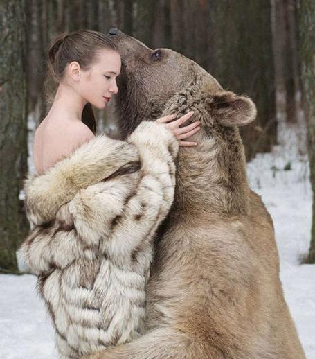фото с девушкой