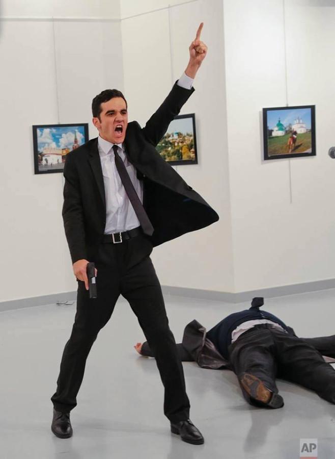 убийца российского посла