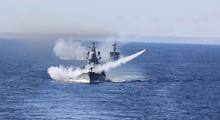 учения Северного флота