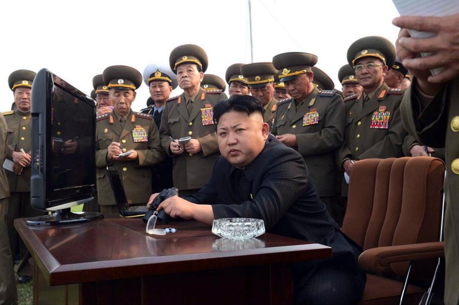 Эвакуация из Пхеньяна