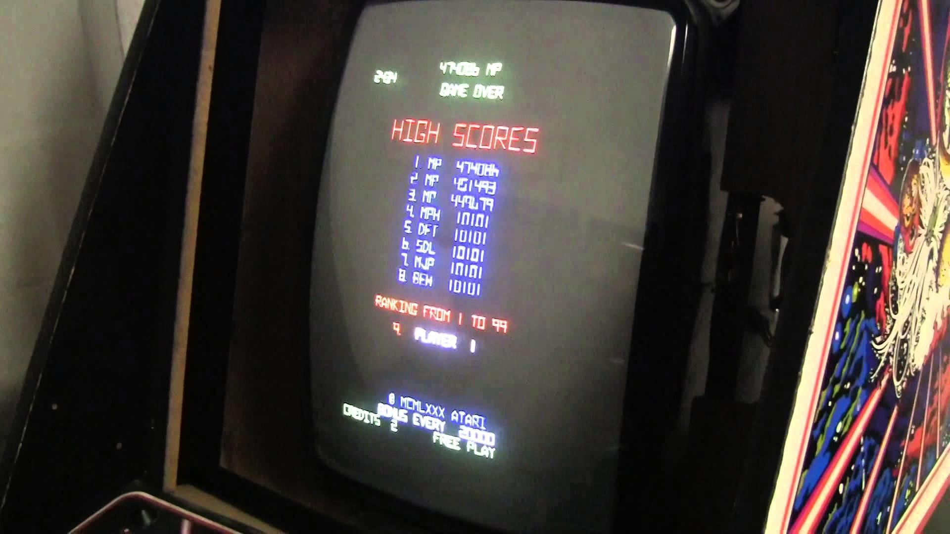 игровой автомат с игрой похожей на Polybius