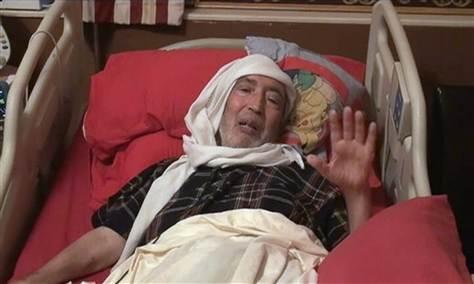 ливийский разведчик Абдельбасет аль-Меграхи